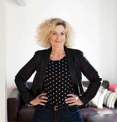 Susanne Fröhlich MYSELF © Andreas Reeg
