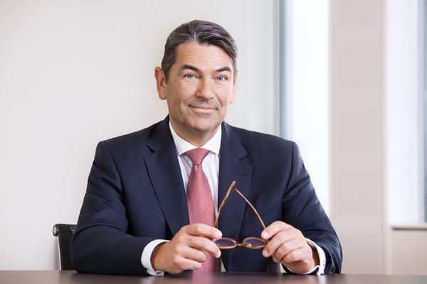 Michael Rüdiger CEO Deka