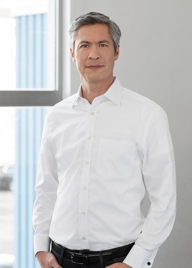 Businessportrait Julian Oei